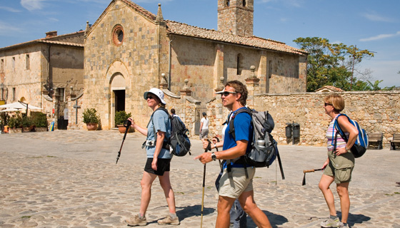 Tuscany Walking &amp; Cooking Tour